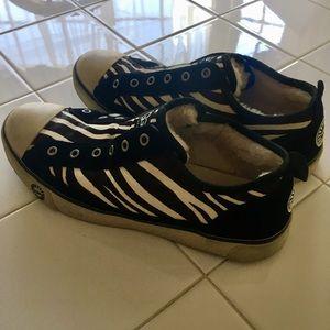UGG Australia Zebra Fashion Sneakers